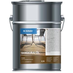 drschutz Bangkirai olie 2 5 liter