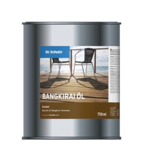 drschutz Bangkirai olie 750 ml