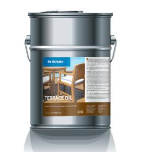 drschutz Terras olie 2,5 liter
